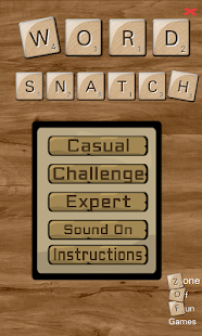 Word Snatch- screenshot thumbnail