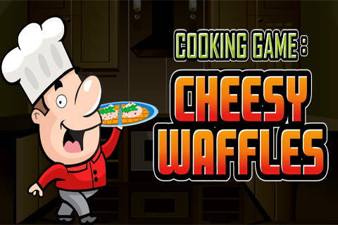 Cooking Game : Cheesy Waffles