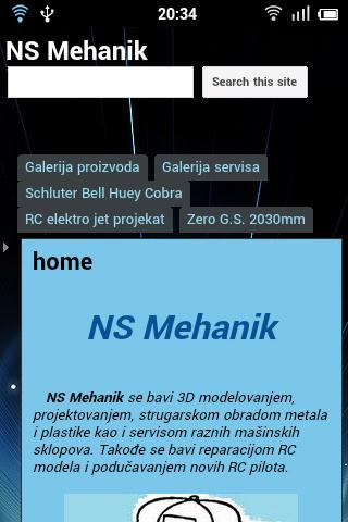NS Mehanik