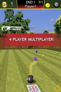 Virtual Lawn Bowls - náhled