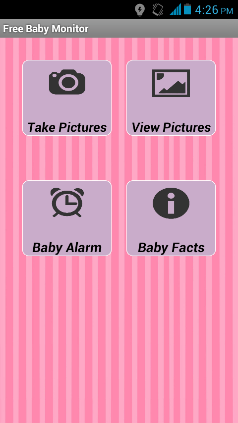 Free Baby Monitor- screenshot