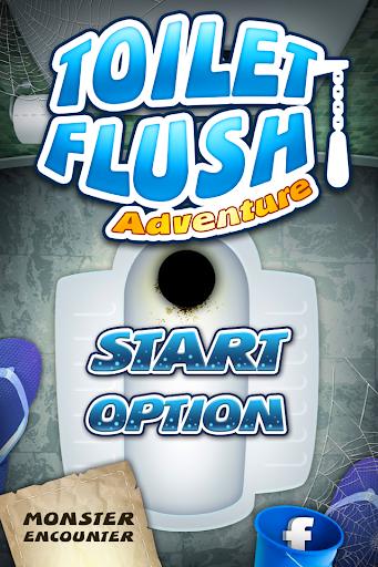 Toilet Flush Adventure FREE