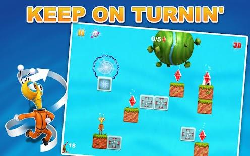 Turn N Run Free- screenshot thumbnail