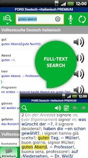 Italian<>German PREMIUM - screenshot thumbnail