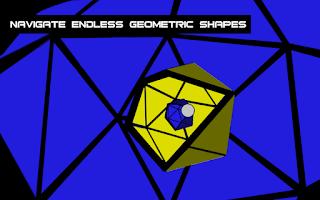 Screenshot of 138 Polyhedron Runner