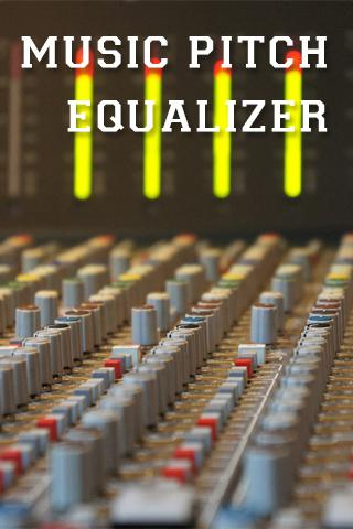 Music Pitch Equalizer