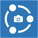 Picturex - Group Photo Sharing icon