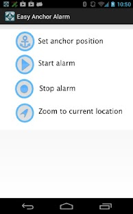 Easy Anchor Alarm - screenshot thumbnail