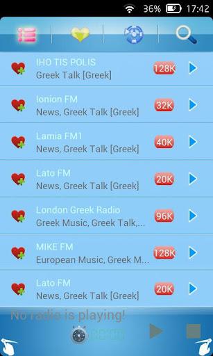Greek Talk