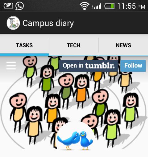 Campus Diary