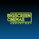 BIGSCREEN Hervey Bay logo