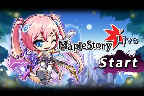 MapleStory Live Deluxe - screenshot