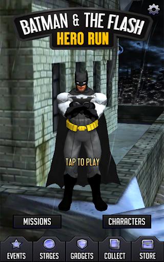 Batman The Flash: Hero Run