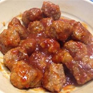 Sausage Balls I