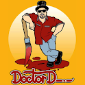 Doctor D Pinstriping icon
