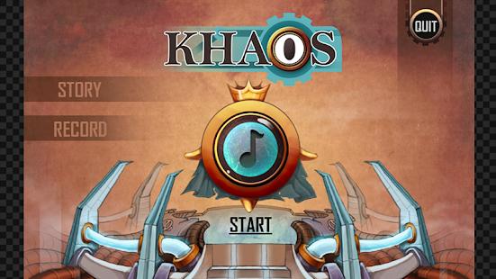 決奏 Khaos