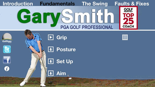 Gary Smith Golf - Long Game