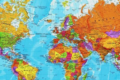 World Map Android Apps On Google Play - Map wold