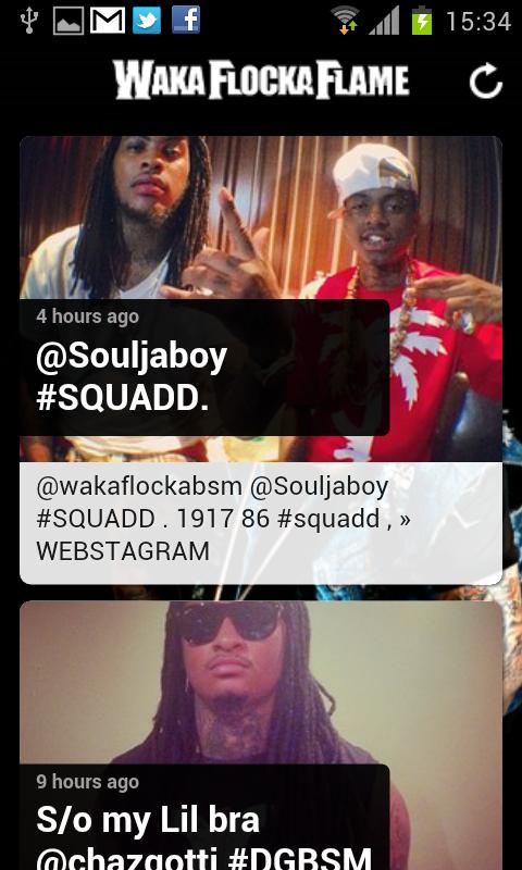 Waka Flocka Flame - screenshot