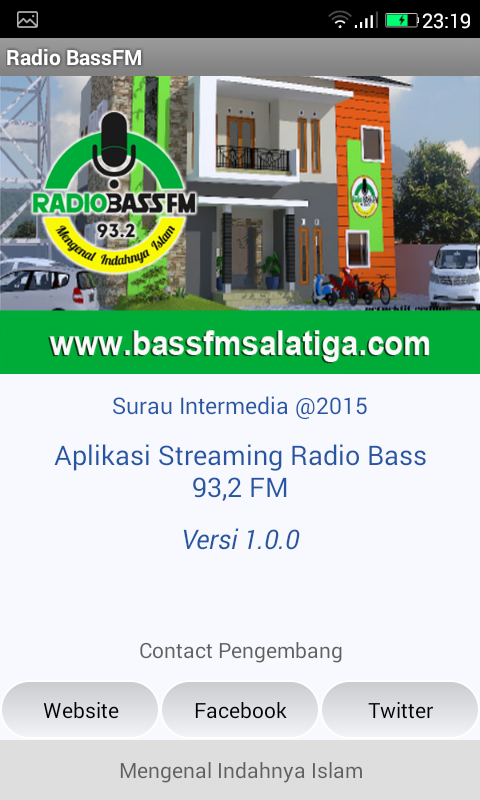 Bass FM Salatiga- screenshot