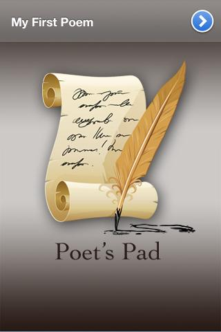 Poet's Pad™ - Creative Writing - screenshot