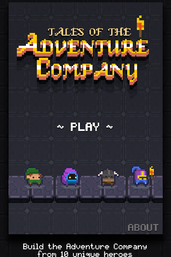 Tales of the Adventure Company- screenshot