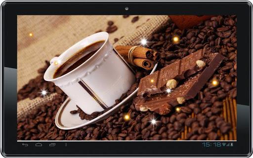 【免費個人化App】Coffee Candy live wallpaper-APP點子