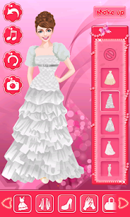 Wedding Dressup - screenshot thumbnail