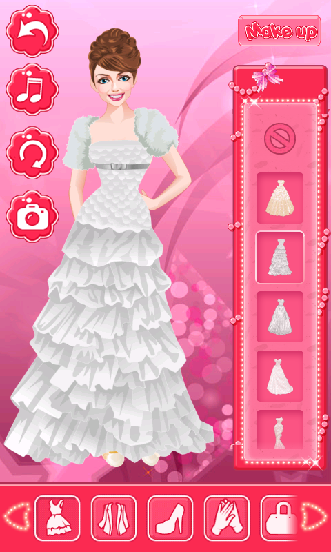 Wedding Dressup - screenshot