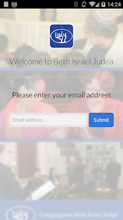 Congregation Beth Israel Judea- screenshot thumbnail