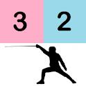 Fencing ScoreCard logo