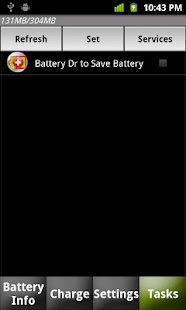 Battery Dr saver+a task killer- screenshot thumbnail
