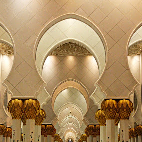 Mosque by Maham Elahi - Buildings & Architecture Other Interior