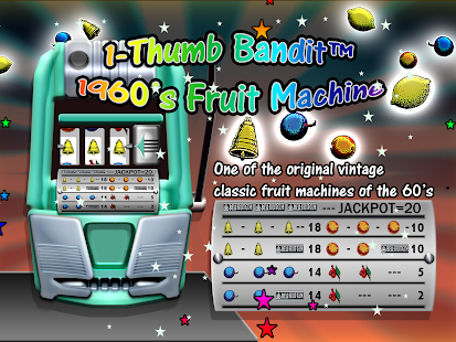 Thumb Bandit Retro Slots FREE- screenshot thumbnail