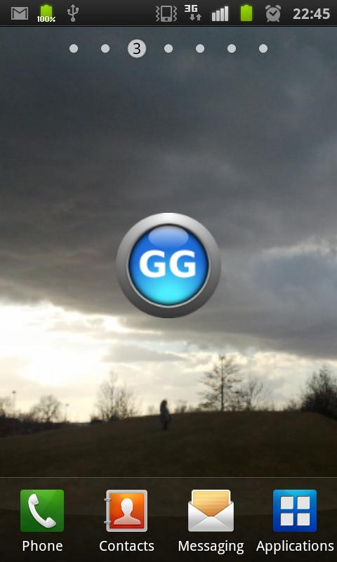 GG Button - screenshot