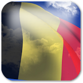 3D Belgium Flag  LWP +