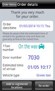 Taxi TokyoMusen - náhled