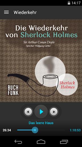 Wiederkehr des Sherlock Holmes