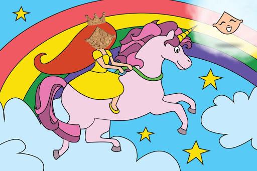 公主的童话拼图免费