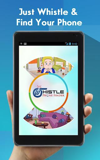 Whistle Phone Finder - Imagem 1 do software