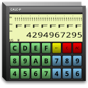 Programmer's calculator CALC-P icon