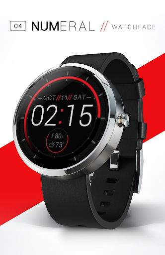 Watch Face - Numeral