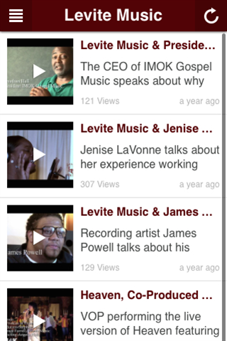 Levite Music