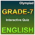 Grade-7-Olympiad-English icon