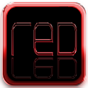 Red 4 Facebook logo