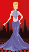 Screenshot of Club Party Dress Up Game