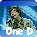 One Direction Puzzles and VDO logo