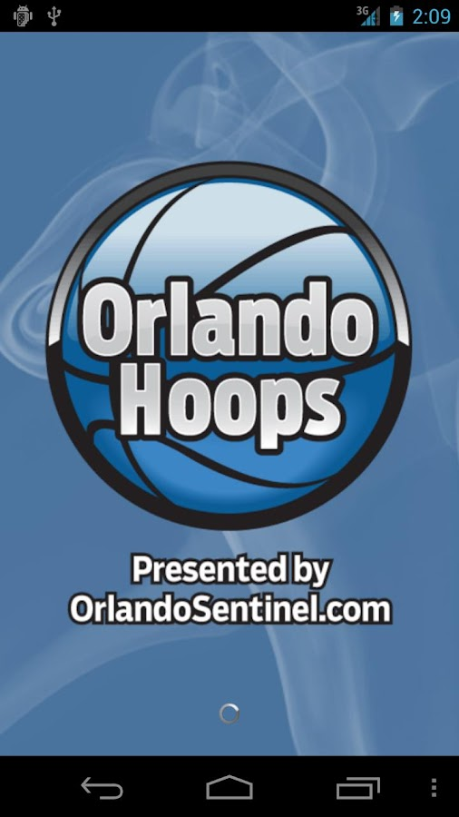 Orlando Hoops - screenshot
