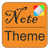 Note theme for ssLauncher
