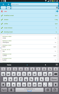 Grocery List Pro screenshot 15